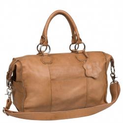 Koeka Přebalovací taška Sorrento (kůže) - naturel