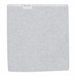 Koeka Pletená deka Vizela 75x100 - water sapphire