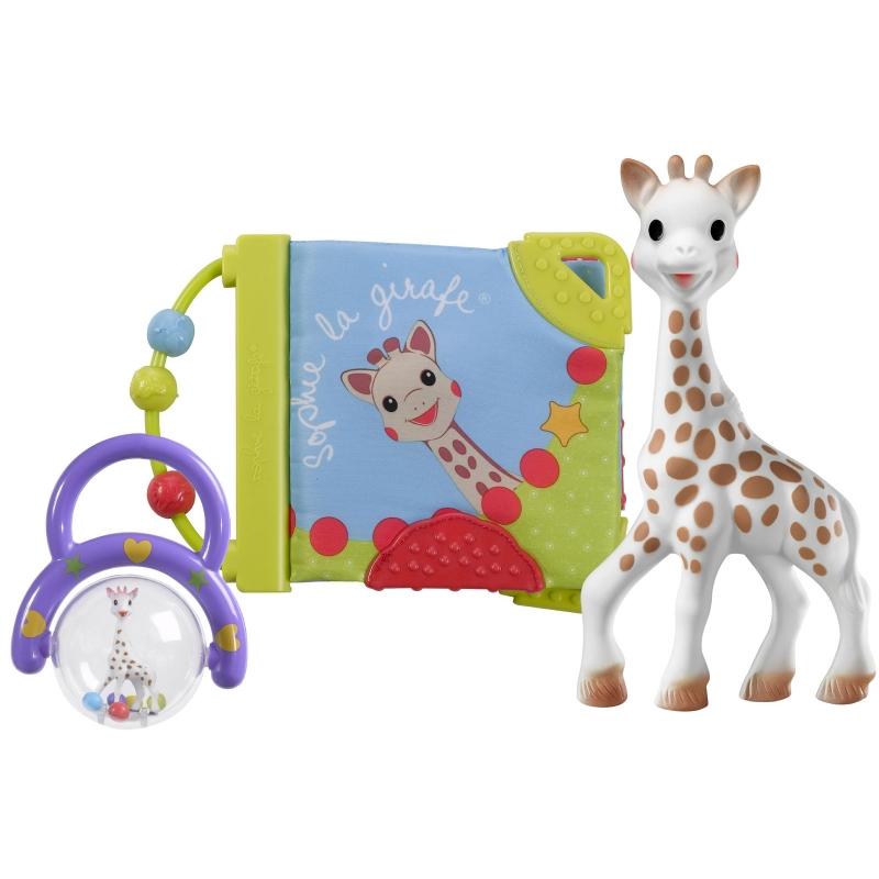 e6ee3738bfb ... Dárkový set žirafa Sophie. Nové Vulli Zobrazit větší. Vulli · Vulli