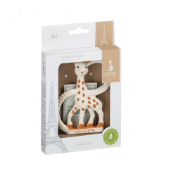 Vulli Kousátko žirafa Sophie (přírodní kaučuk)