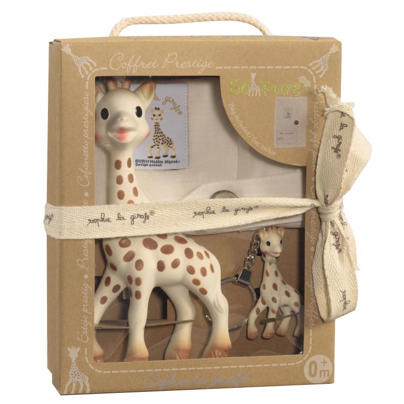 1071eeacec8 Vulli Sophie la girafe So Pure Prestige gift box - BABYHOLDING