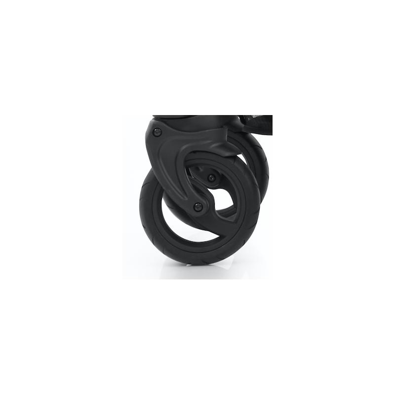 EGG přední kolo černé -levé