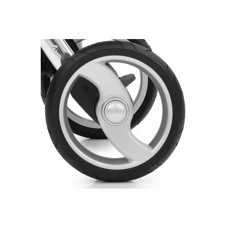 EGG zadní kolo stříbrné