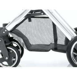 OYSTER 2 košík - šedý