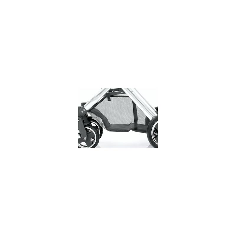 OYSTER 2 košík šedý