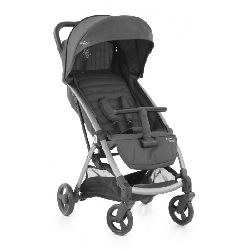 BabyStyle Oyster ATOM kočárek Tungsten Grey 2019