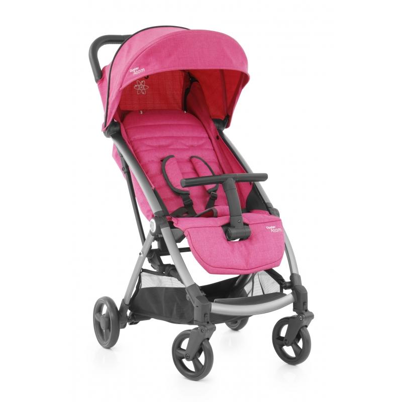 BabyStyle Oyster ATOM kočárek Wow Pink 2019