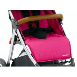 OYSTER ZERO sedací část textil, Wow Pink 2017