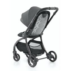 BabyStyle kočárek EGG Quail Quantum Grey 2019