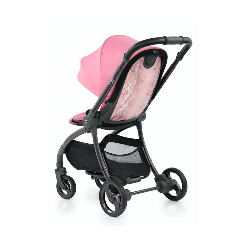 BabyStyle kočárek EGG Quail Strictly Pink 2019