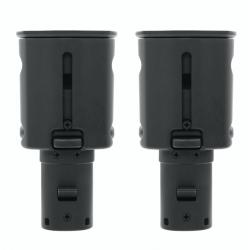 EGG dvou poziční zvyšovací adaptéry BLACK 2018