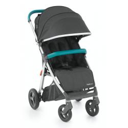 BabyStyle Oyster Zero kočárek Tungsten Grey/Mint 2018 - Limited Edition