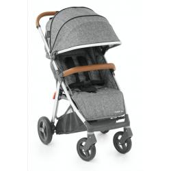 BabyStyle Oyster Zero kočárek Wolf Grey 2018 - Limited Edition