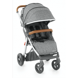 BabyStyle Oyster Zero stroller LIMITED EDITION WOLF GREY 2018