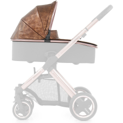 BabyStyle Oyster Carry cot colour pack Copper 2018