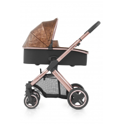 BabyStyle carry cot for Oyster 2 Rose Gold / Copper 2018