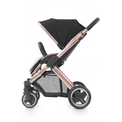 BabyStyle Oyster 2 kočárek Rose Gold / Ink Black 2018