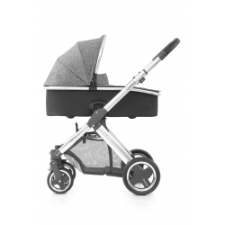 BabyStyle Oyster Carry cot colour pack Wolf Grey 2018