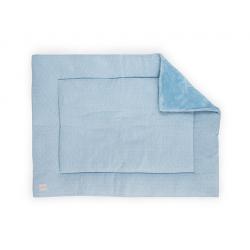 Jollein Hrací deka 80x100 Soft knit soft blue