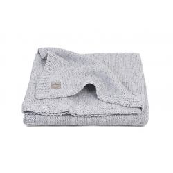 Jollein Deka 100x150 Confetti knit grey