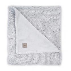 Jollein Deka 75x100 Confetti knit grey / teddy