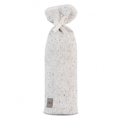 Jollein Obal na horkou láhev Confetti knit natural