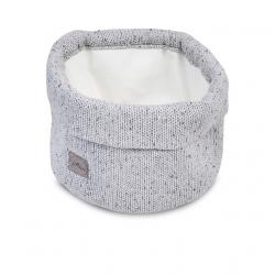 Jollein Košík Confetti knit grey