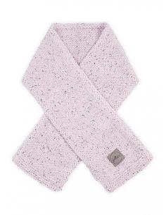 Jollein Šála Confetti knit vintage pink