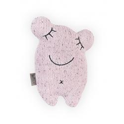 Jollein Pletená potvůrka Confetti monster vintage pink