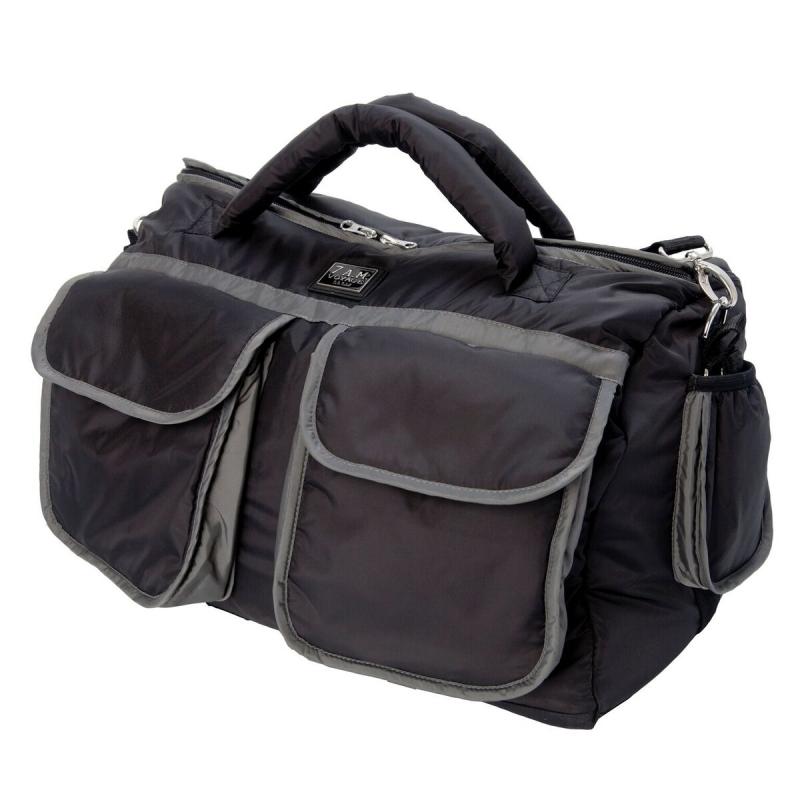 7AM Enfant Voyage taška, Black