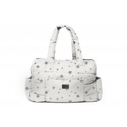 7AM Enfant SoHo taška, Print White Stars