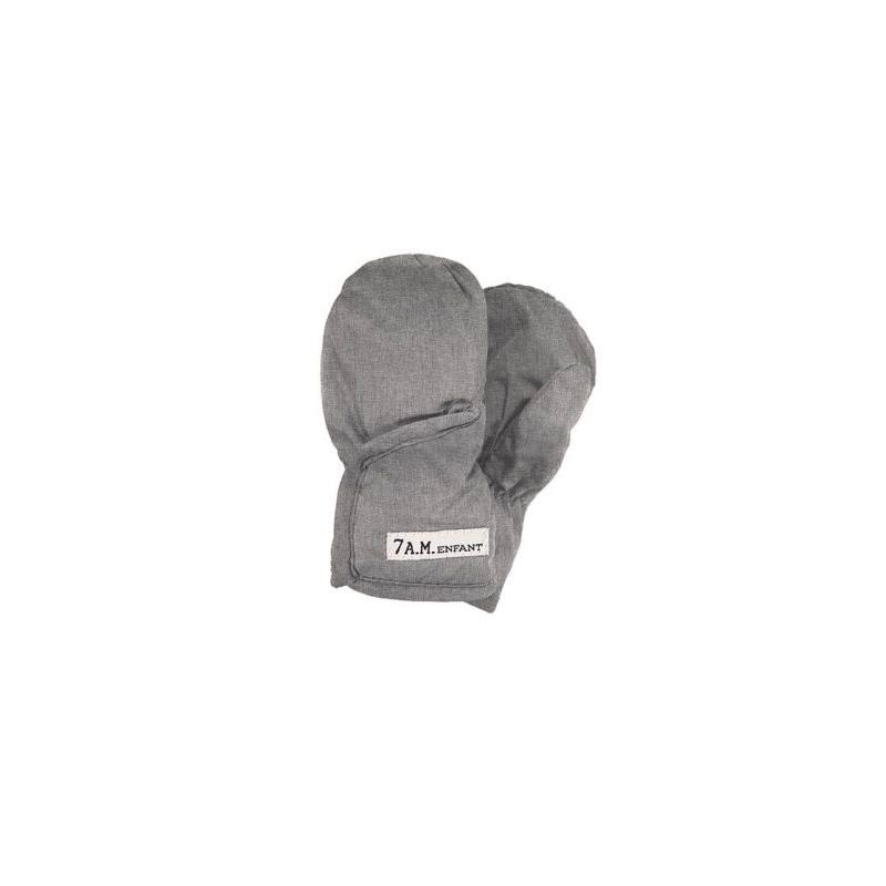 7AM Enfant Classic rukavice, Heather Grey,  XXL