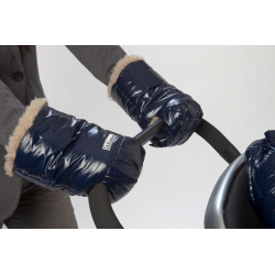 7AM Enfant WarMMuffs rukavice na kočárek, Oxford Blue