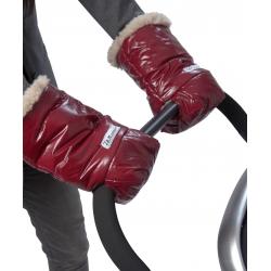 7AM Enfant WarMMuffs rukavice na kočárek, Bourdeaux