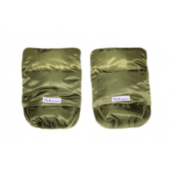 7AM Enfant WarMMuffs rukavice na kočárek, Army