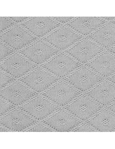 Jollein Deka 75x100 Diamond knit grey