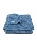 Jollein Deka 75x100 Heavy knit blue