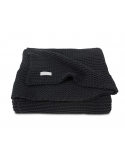 Jollein Deka 75x100 Heavy knit black