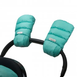 7AM Enfant WarMMuffs rukavice na kočárek Teal