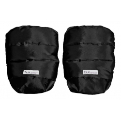 7AM Enfant WarMMuffs rukavice na kočárek Black