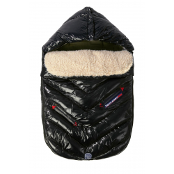 7AM Enfant Polar Igloo fusak Black