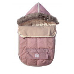 7AM Enfant Le Sac Igloo fusak Rose