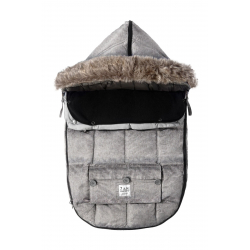 7AM Enfant Le Sac Igloo fusak Heather Grey