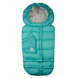 7AM Enfant Blanket 212 Evolution fusak Teal