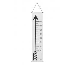 Jollein Závěsný metr 70-140cm canvas Indians