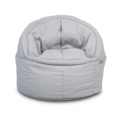 Jollein Křesílko Sofa beanbag Canvas grey