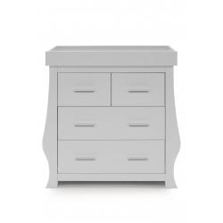 BabyStyle Hollie dresser Grey
