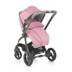 BabyStyle EGG kočárek Strictly Pink / Gun Metal rám 2018