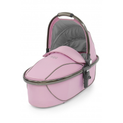 BabyStyle EGG carrycot Strictly Pink/Gun Metal 2018