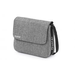 BabyStyle Oyster changing bag Wolf Grey 2018